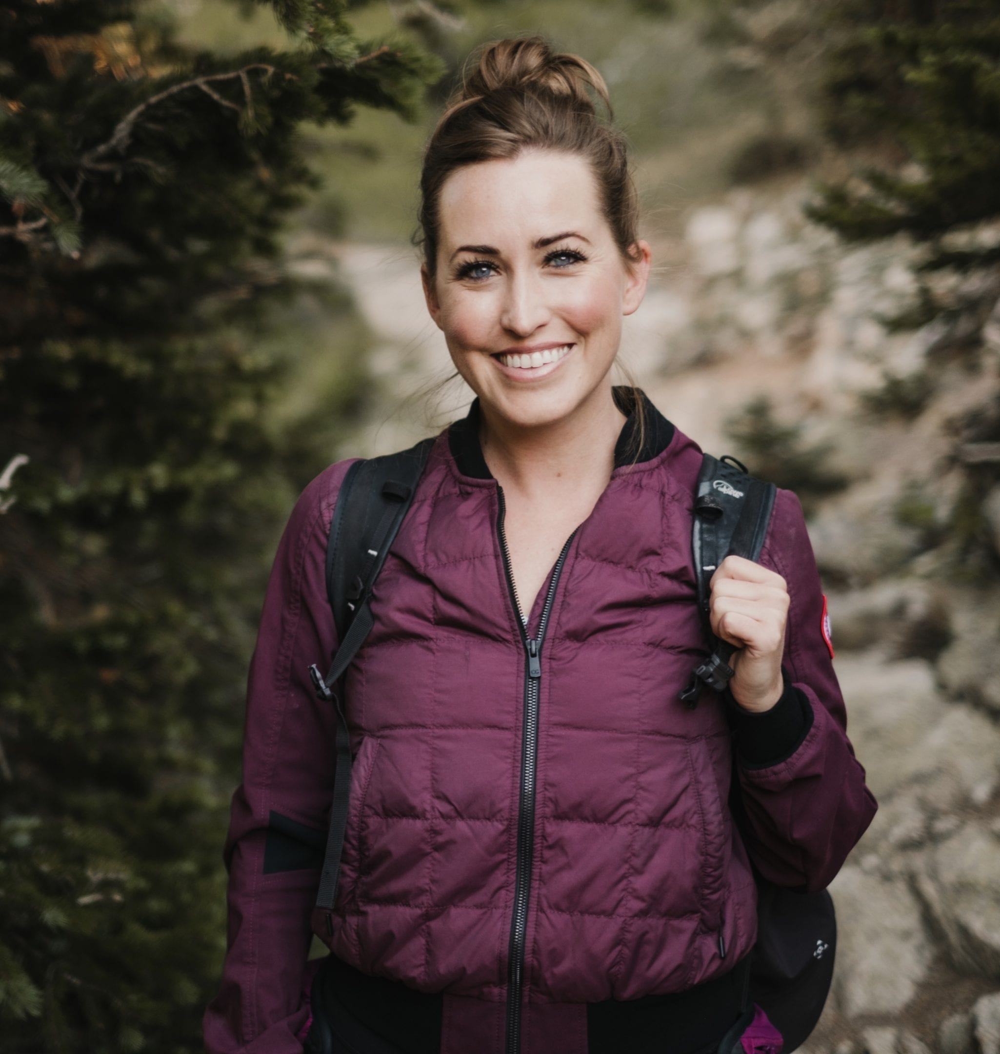 Author of Approachable Outdoors Kylie Bearse